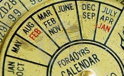 Sejarah Kalender Masehi
